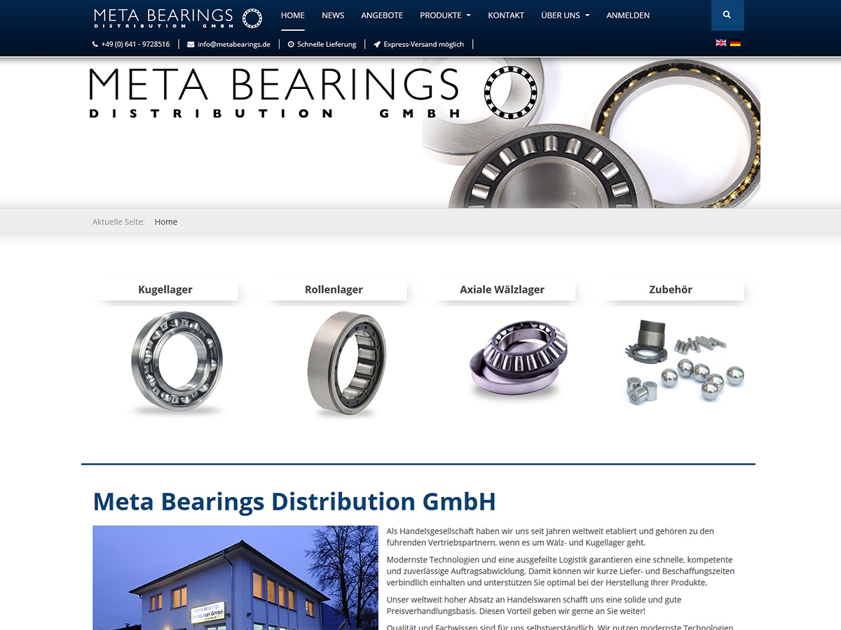 Metabearings