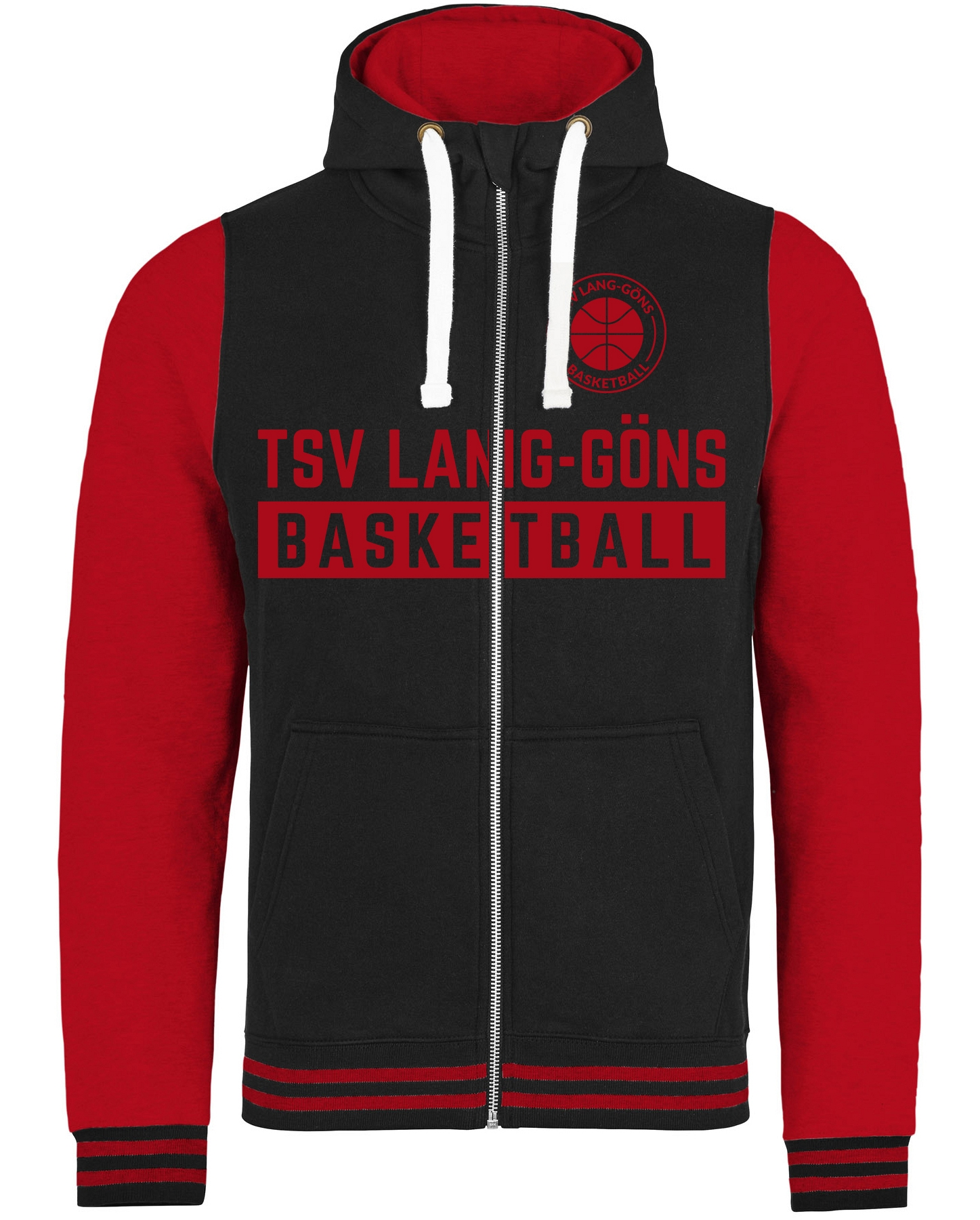 Urban Varsity Zipper